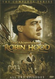 Adventures Of Robin Hood: The Complete Series Movie