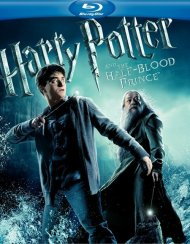 Harry Potter And The Half-Blood Prince Blu-ray