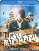 Good, The Bad, And The Weird, The Blu-ray