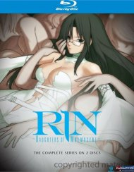Rin: Daughter of Mnemosyne - Complete Series Blu-ray