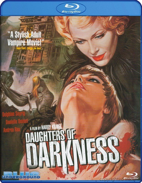 Daughters Of Darkness Blu-ray