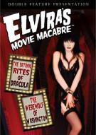 Elviras Movie Macabre: The Satanic Rites Of Dracula / The Werewolf Of Washington Movie