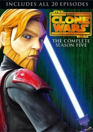 Star Wars: The Clone Wars - The Complete Season Five Movie