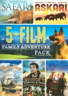 5 Film Family Adventure Pack: Volume Two Movie