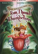 Adventures Of Tom Thumb And Thumbelina, The (DVD + UltraViolet) Movie