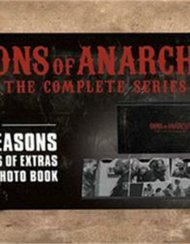 Sons Of Anarchy: The Complete Series Giftset Blu-ray