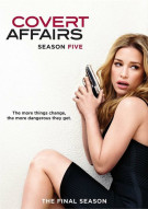 Covert Affairs: Season Five Movie