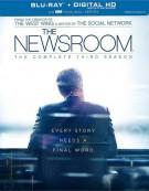Newsroom, The: The Complete Third Season (Blu-ray + UltraViolet) Blu-ray