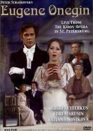 Eugene Onegin (Kirov Opera) Movie