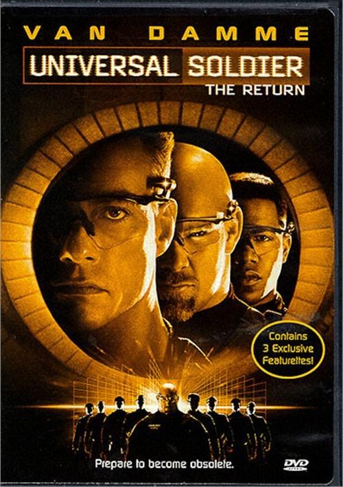 Universal Soldier: The Return Movie