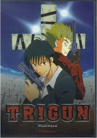 Trigun 3: Wolfwood Movie