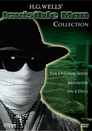 H.G. Wells Invisible Man Collection Movie