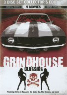 Grindhouse Classics: 3 Disc Set Collectors Edition Movie