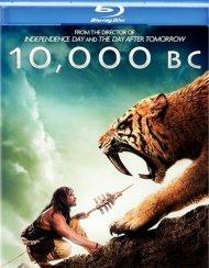 10,000 BC Blu-ray