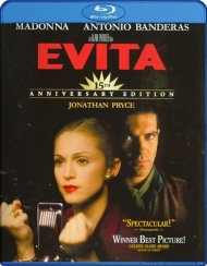 Evita: 15th Anniversary Edition Blu-ray