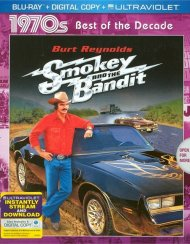 Smokey And The Bandit (Blu-ray + Digital Copy + UltraViolet) Blu-ray