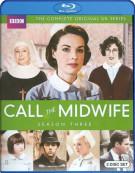 Call The Midwife: Season Three Blu-ray