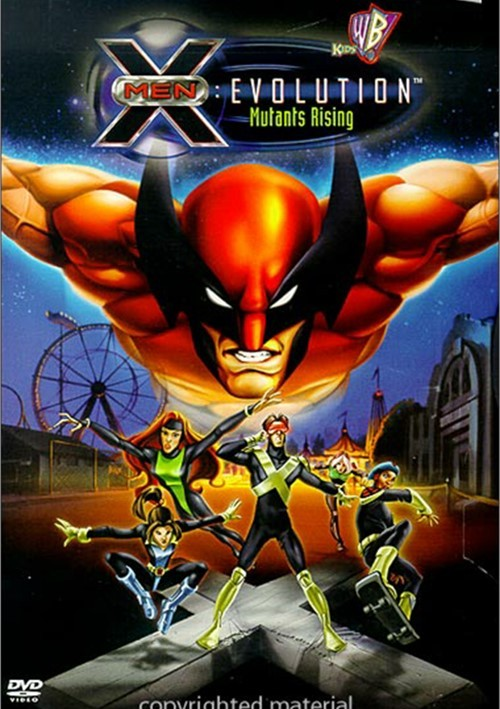 X-Men: Evolution - Mutants Rising Movie
