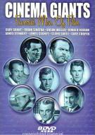Cinema Giants Favorite Men Of Film (8 DVD Box Set) Movie