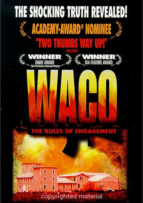Waco: The Rules Of Engagement Movie
