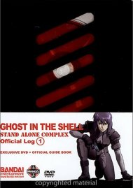 Ghost In The Shell: Stand Alone Complex Official Log Vol. 1 Movie