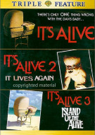 Its Alive / Its Alive 2 / Its Alive 3 (Triple Feature) Movie