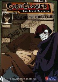 Case Closed: Season 2, Volume 2 - Cracking The Perfect Alibi Movie