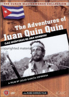 Cuban Masterworks Collection, The: The Adventures Of Juan Quin Quin Movie