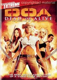 DOA: Dead Or Alive Movie