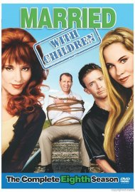 Married With Children: The Complete Eighth Season Movie