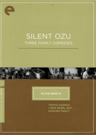 Silent Ozu: Three Family Comedies - Eclipse From The Criterion Collection Movie