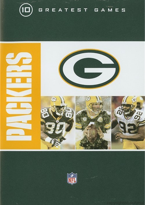 NFL Greatest Games Series: Green Bay Packers Movie