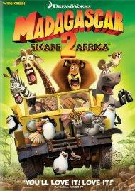 Madagascar: Escape 2 Africa (Widescreen) Movie