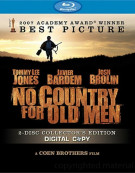 No Country For Old Men: 2 Disc Collectors Edition Blu-ray