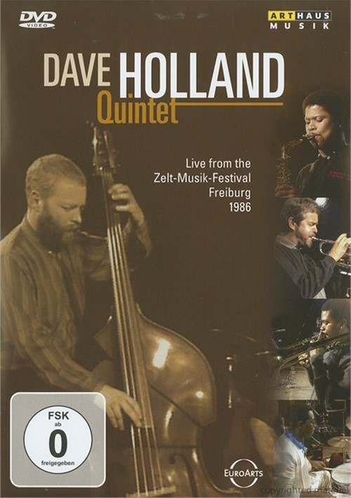 Dave Holland Quintet: Live From The Zelt Musik Festival Movie