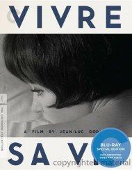 Vivre Sa Vie: The Criterion Collection Blu-ray
