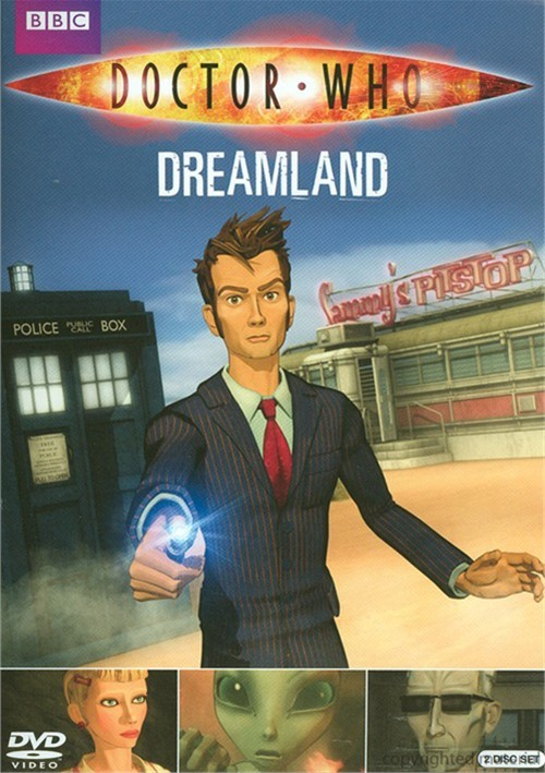 Doctor Who: Dreamland Movie