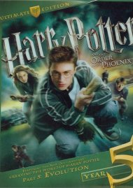 Harry Potter And The Order Of The Phoenix: Ultimate Edition Movie