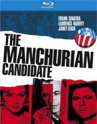 Manchurian Candidate, The Blu-ray
