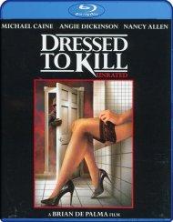 Dressed To Kill Blu-ray
