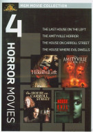 Amityville Horror, The / The House On Carroll Street / The House Where Evil Dwells / The Last House On The Left: Unrated (4 Horror Movies) Movie