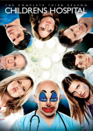 Childrens Hospital: The Complete Third Season Movie