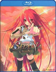 Shakugan No Shana: Season One (Blu-ray + DVD Combo) Blu-ray