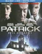 Patrick: Evil Awakens (Blu-ray + DVD + Digital HD) Blu-ray