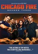 Chicago Fire: Season Three Movie