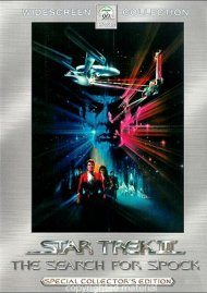 Star Trek III: The Search For Spock - Special Collectors Edition Movie