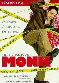 Monk: Season Two Movie