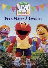 Elmos World: Food, Water & Exercise! Movie