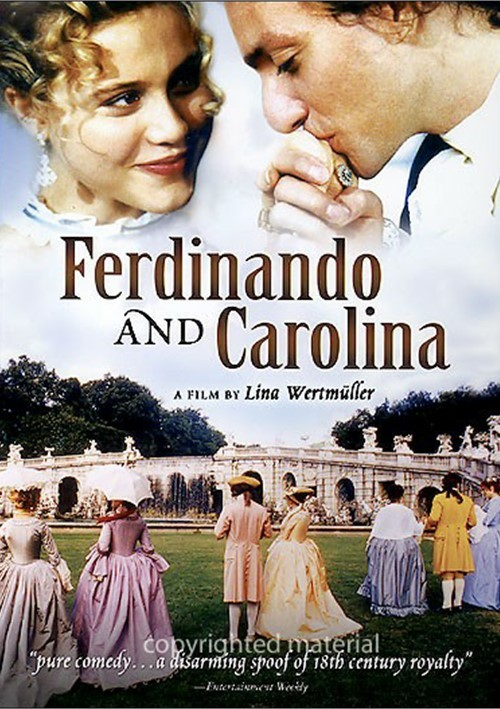 Ferdinando And Carolina Movie