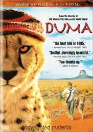 Duma (Widescreen) Movie